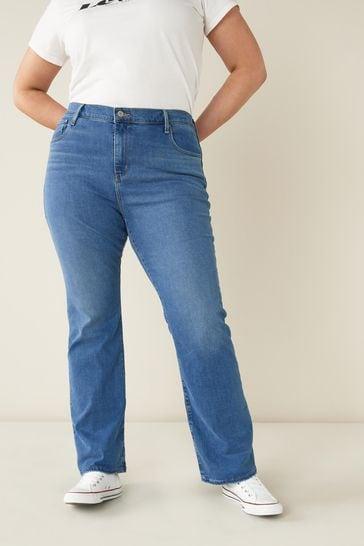Levi's® Curve 725™ High Rise Boot Cut Jeans