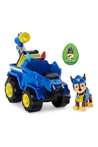 PAW Patrol Dino Rescue DLX  Vehicles Chase Toy