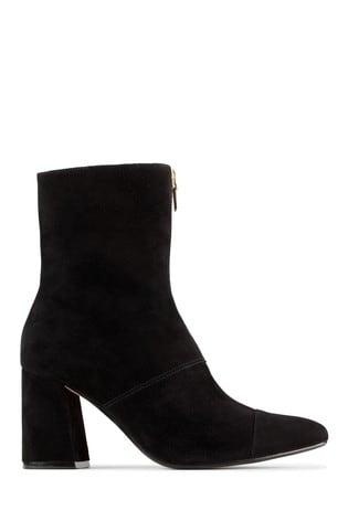 Clarks Black Sde Laina85 Ankle Boots