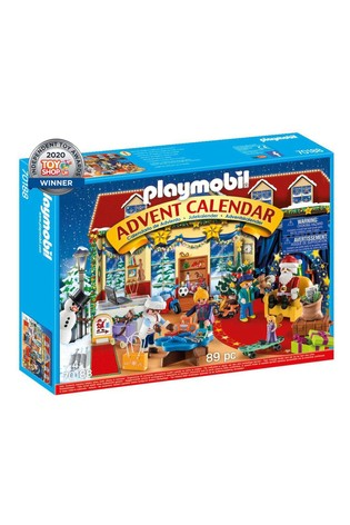 Playmobil® 70188 Christmas Grotto Advent Calendar With Father Christmas