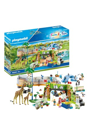 Playmobil 70341 Large Zoo