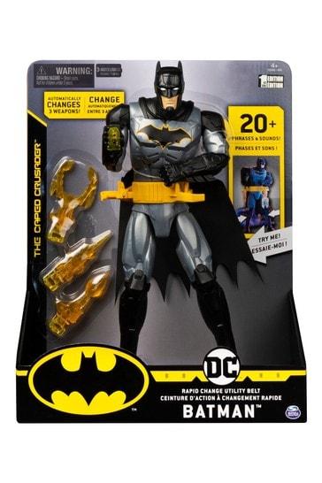 Batman 12 Inch Rapid Change Utility Belt Action Figure