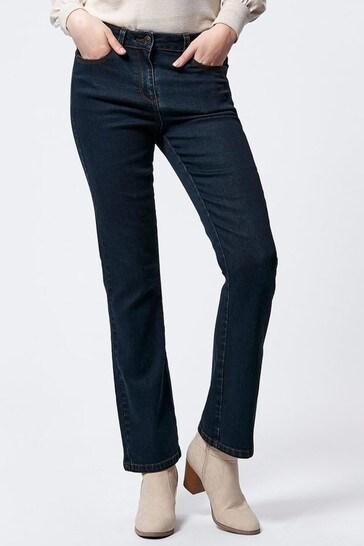 M&Co Blue Boot Cut Jeans