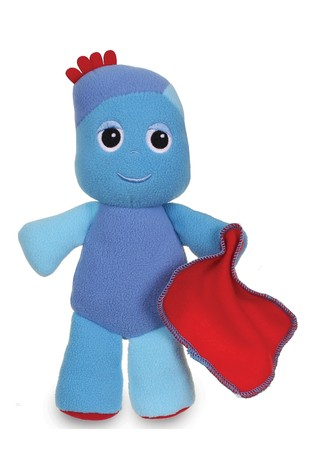 In The Night Garden Talking Softie Iggle Piggle
