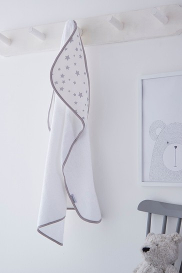 Safe Nights Bamboo Hooded Towel by Silentnight