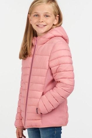 Barbour® Girls Saltburn Quilted Jacket