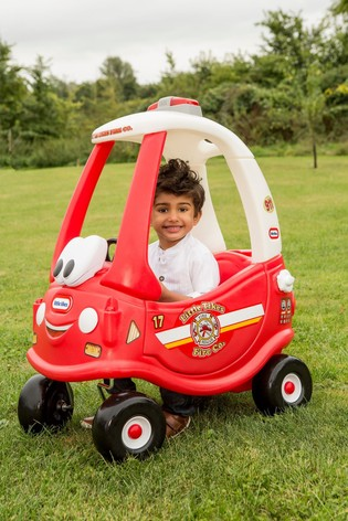 Little Tikes Cozy Coupe Fire Ride 'n Rescue 172502000