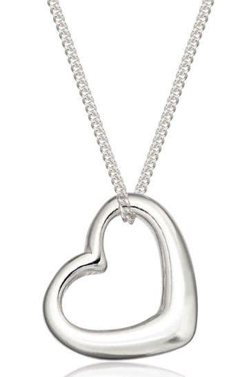 Beaverbrooks Heart Pendant
