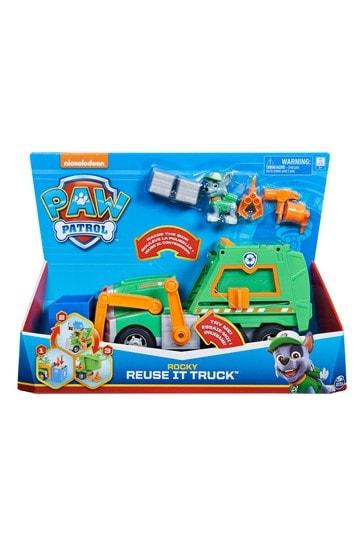 PAW Patrol Rockys ReUse It Truck