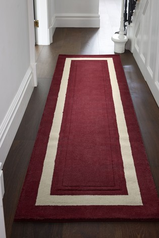 Laura Ashley Lewes Cranberry Runner