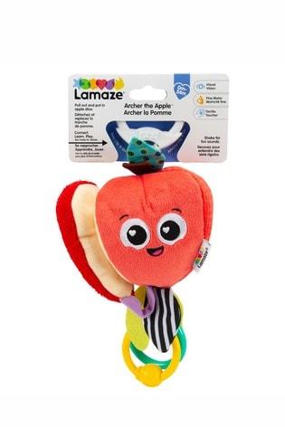 Lamaze Archer The Apple Clip n Go Baby Toy