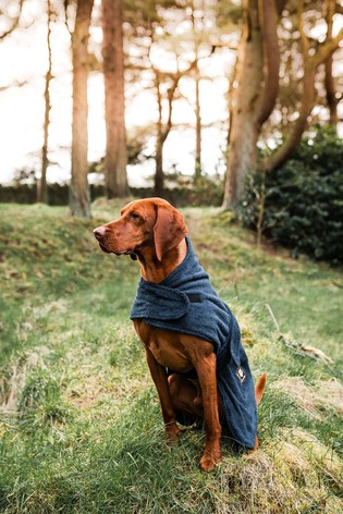 Danish Designs Dog Towelling Robe