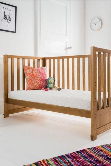 Silentnight Safe Nights Superior Pocket Cot Bed Mattress
