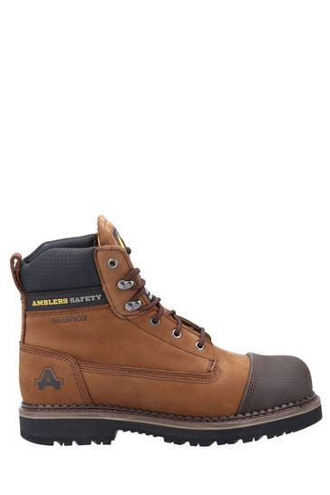 Amblers Safety Brown AS233 Scuff Boots