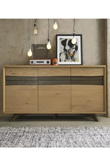 Cadell Wide Sideboard by Bentley Designs