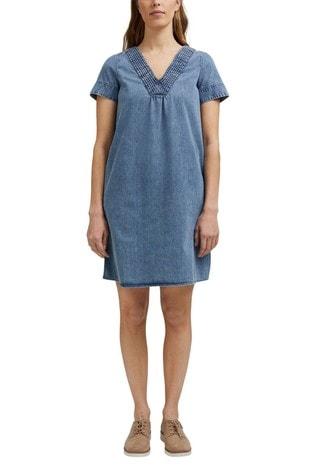 Esprit Blue Denim Dress