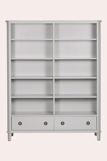 Henshaw 2 Drawer Double Bookcase By Laura Ashley