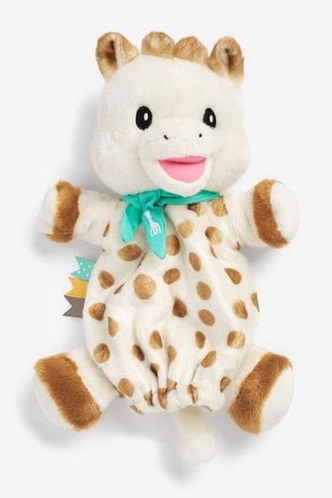 Sophie la Girafe Sweety Puppet Comforter