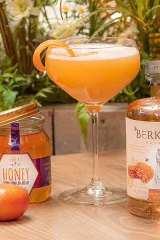 Berkshire Honey & Orange Blossom Gin 40.3% abv 50cl
