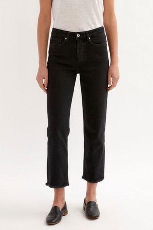 Jigsaw Lea Straight Leg Crop Jeans