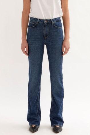 Jigsaw Eltham Slim Flared Jeans