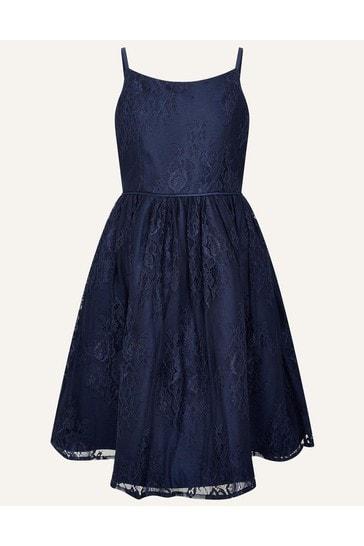 Monsoon Lace Prom Dress