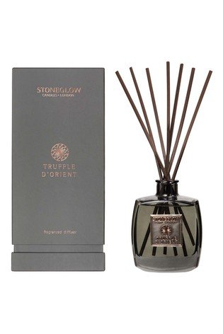 Stoneglow Metallique Collection Truffle DOrient Reed Diffuser