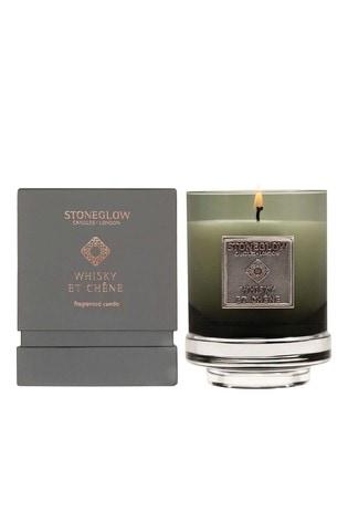 Stoneglow Metallique Collection Whisky et Chene Tumbler