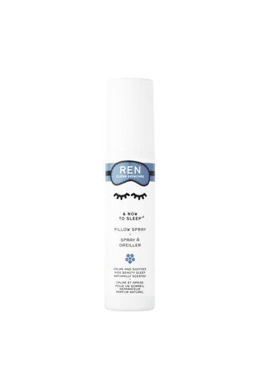 REN & Now To Sleep Pillow Spray