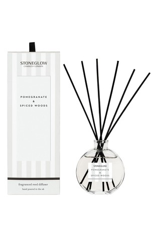 Stoneglow Modern Classics Pomegranate and Spiced Woods Diffuser