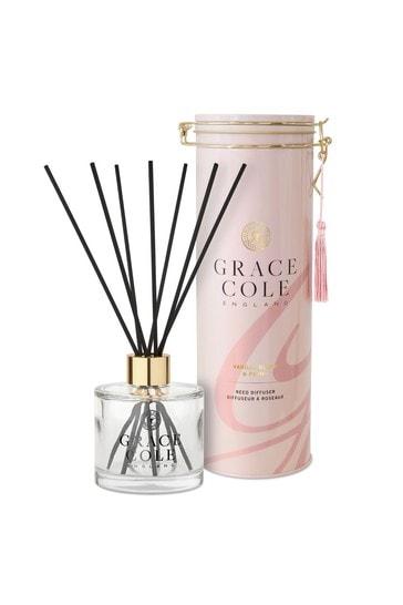 Grace Cole Vanilla Blush & Peony Reed Diffuser 200ml