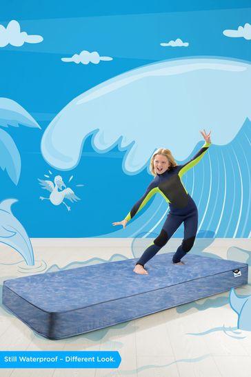 JayBe Simply Kids Waterproof AntiMicrobial Foam Free Sprung Mattress