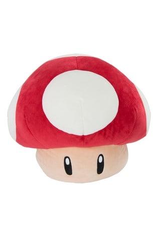 Mario Kart Large Plush Super Mushroom