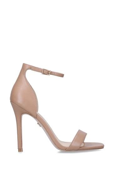 KG Kurt Geiger Camel Ali2 Sandals