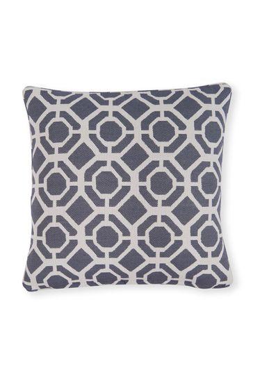 Studio G Blue Castello Cushion