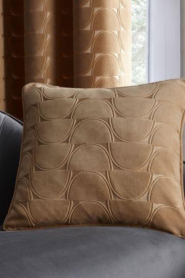 Studio G Cream Lucca Geo Cushion