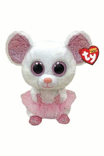 TY Nina Boo Medium 10 Inch Soft Toy