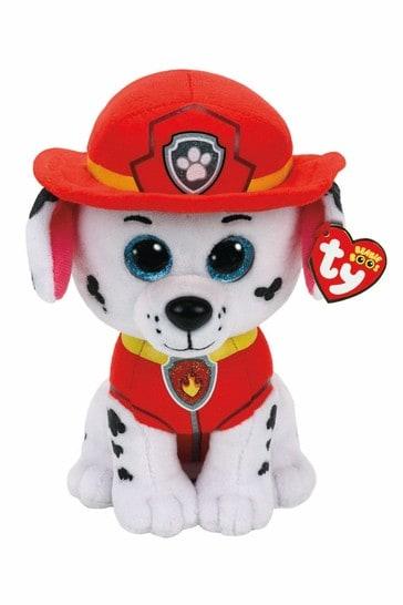 TY PAW Patrol Marshall Medium 10 Inch Soft Toy