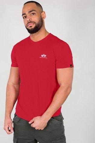 Alpha Industries Small Logo Basic T-Shirt