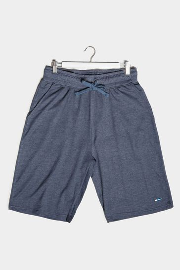 BadRhino Blue Essential Jogger Shorts