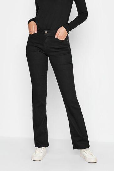Long Tall Sally Black Isla Bootcut Jean
