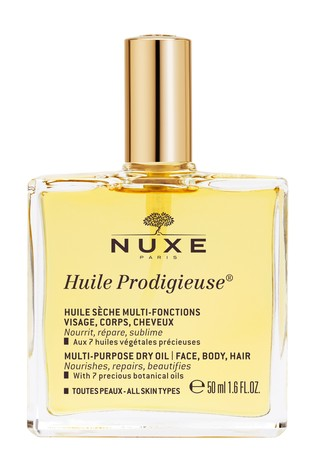 Nuxe Huile Prodigieuse® Multi-Purpose Dry Oil for Face, Body and Hair 50ml