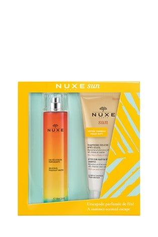 Nuxe Sun Fragrant Water 100ml + After-Sun Hair & Body Shampoo 200ml (worth £42.50)