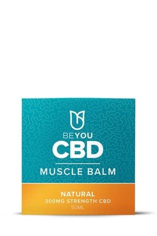 BeYou CBD Muscle Balm 30ml