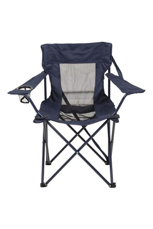 Mountain Warehouse Folding Chair with Mesh