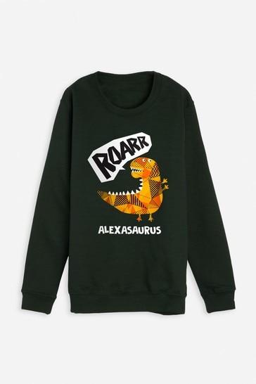 Personalised Rawesome Boys Sweatshirt by Dollymix