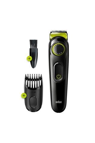 Braun Beard Trimmer BT3221Men Beard Trimmer and Hair Clipper