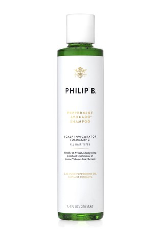 Philip B Peppermint Avocado Volumizing Clarifying Shampoo 220ml