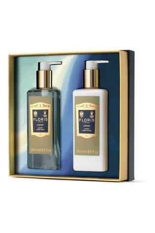 Floris Cefiro Luxury Hand Wash and Lotion Duo 2 x 250ml
