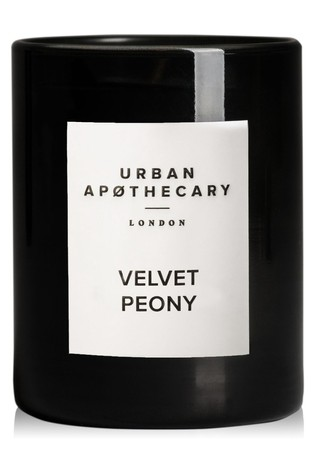 Urban Apothecary 70g Velvet Peony Luxury Candle